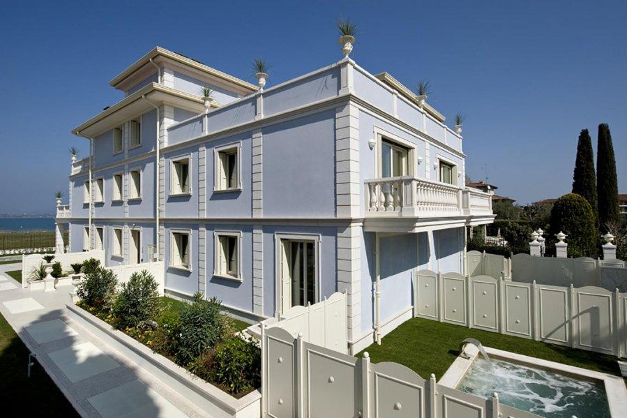 Villa catullo bocchio solutions for Bocchio serramenti